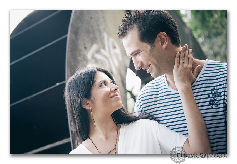 Christel et Michael Engagement